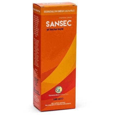 Sansec Intensive Cream – Crema Intensiva al Puro Olio Sacha Inchi