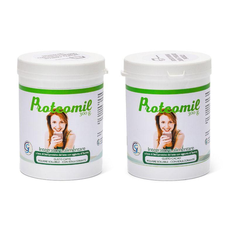 Proteomil – Integratore Alimentare a base di Proteine del Siero di Latte